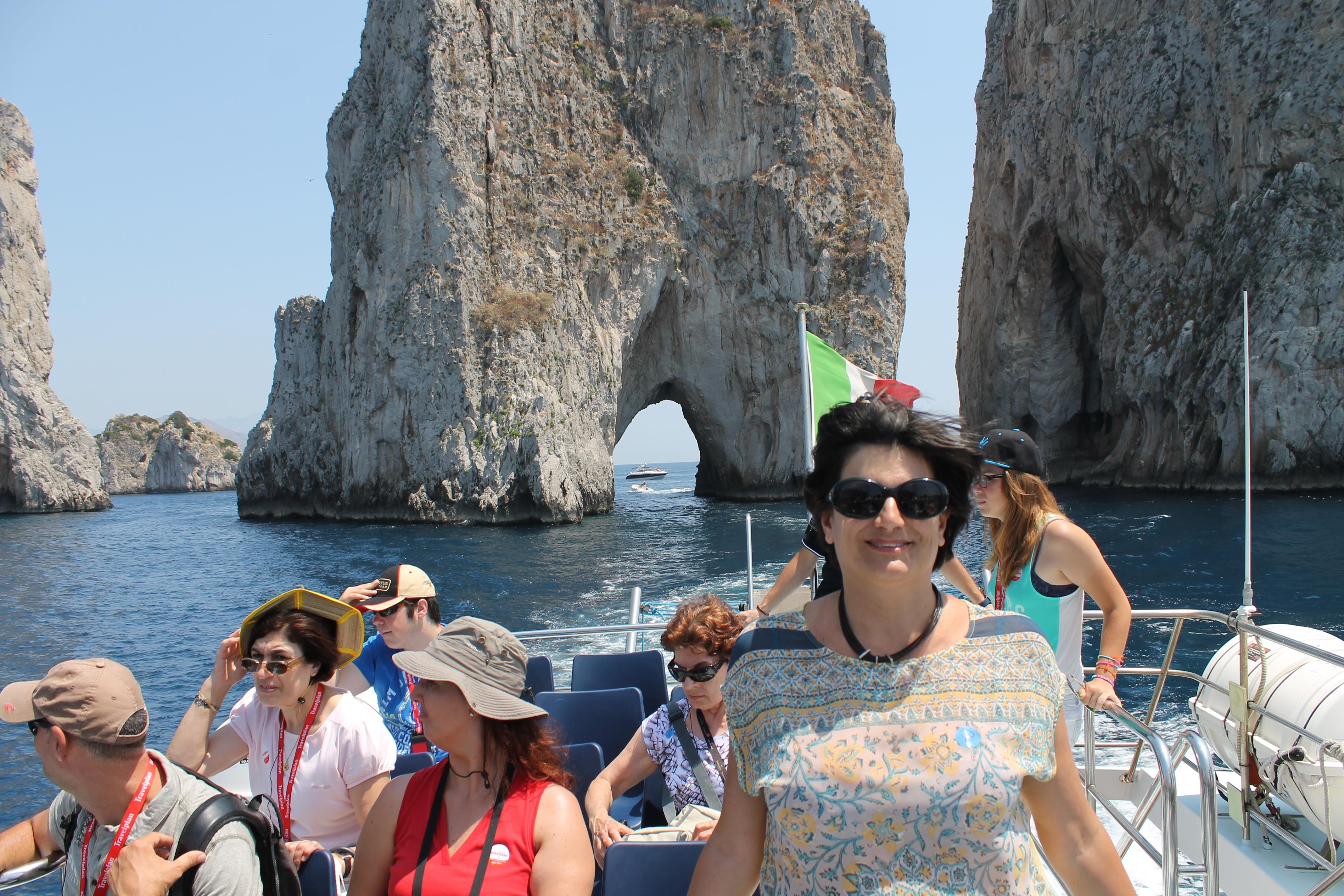 Ilha de Capri o que fazer