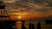 O Pôr do sol mais famoso do Sul da Flórida