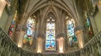 Em 1493, a Capela ficou pronta