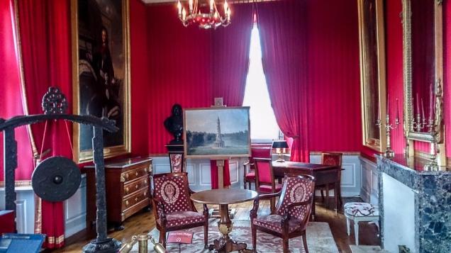 O Gabinete de Luís Felipe