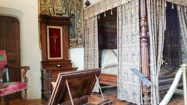 O quarto de Henrique II