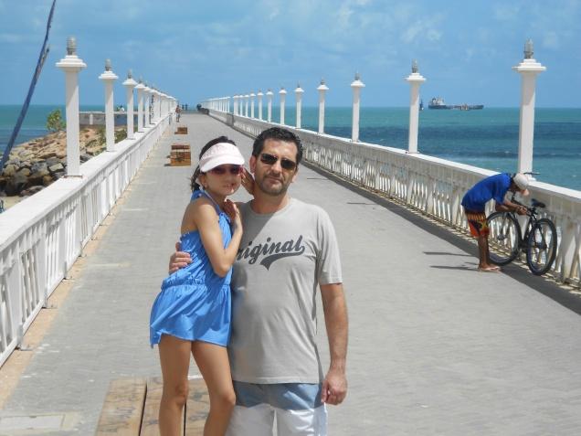 Ponte dos Ingleses Fortaleza