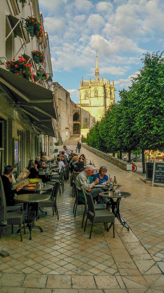 onde comer em Amboise