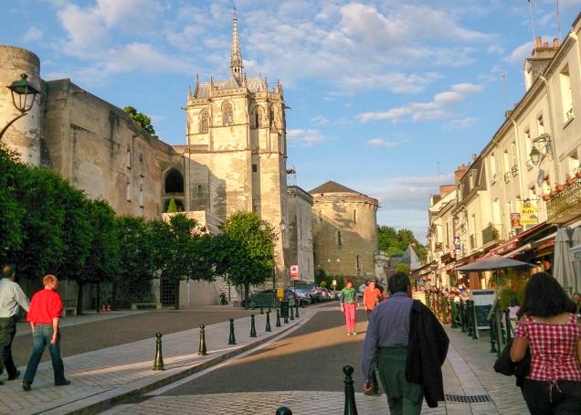 onde comer Vale do Loire