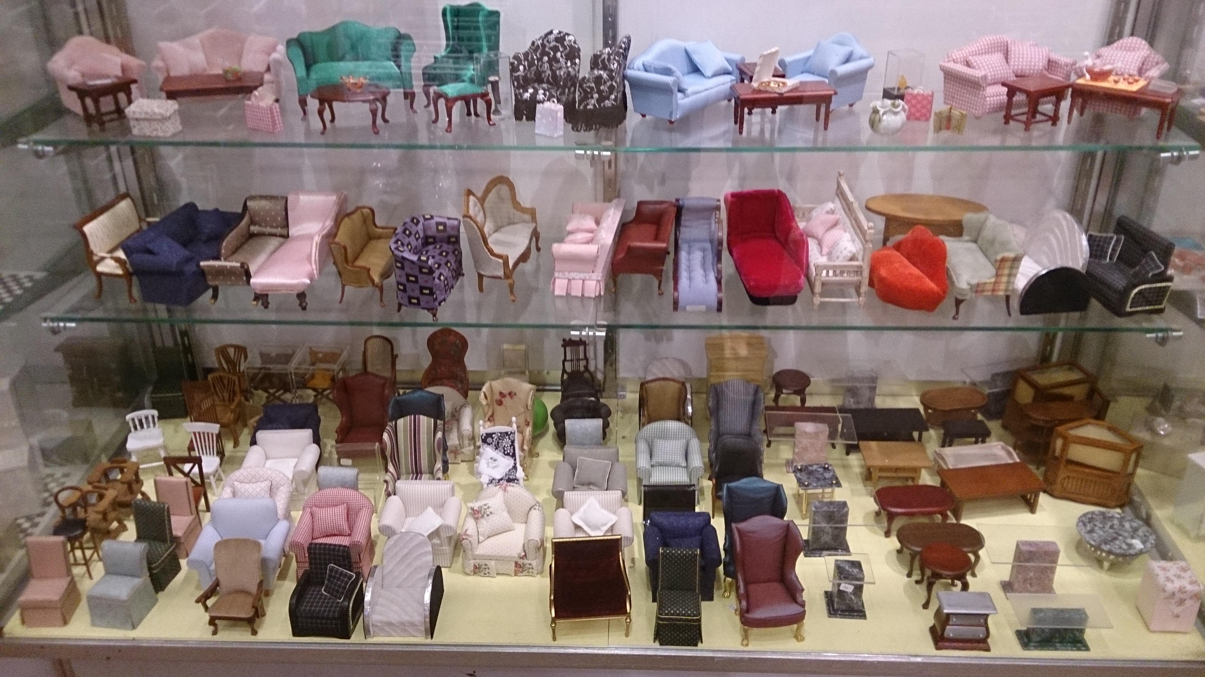 loja brinquedos Nova Iorque miniaturas