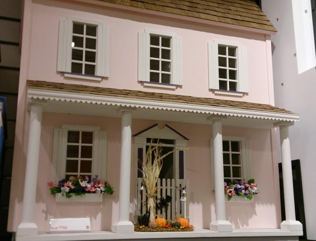 loja brinquedos Nova Iorque casinha boneca