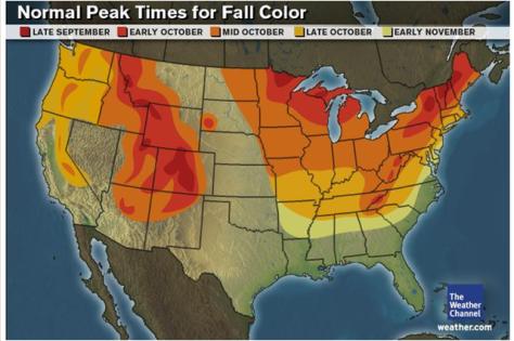 USA-Fall-Foliage-Map