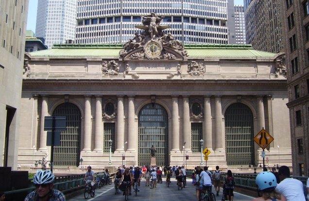 Nova Iorque passeio Terminal trem