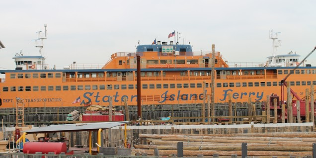 ferry boat Nova Iorque Staten Island