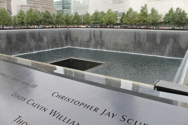 11 de setembro memorial Nova Iorque