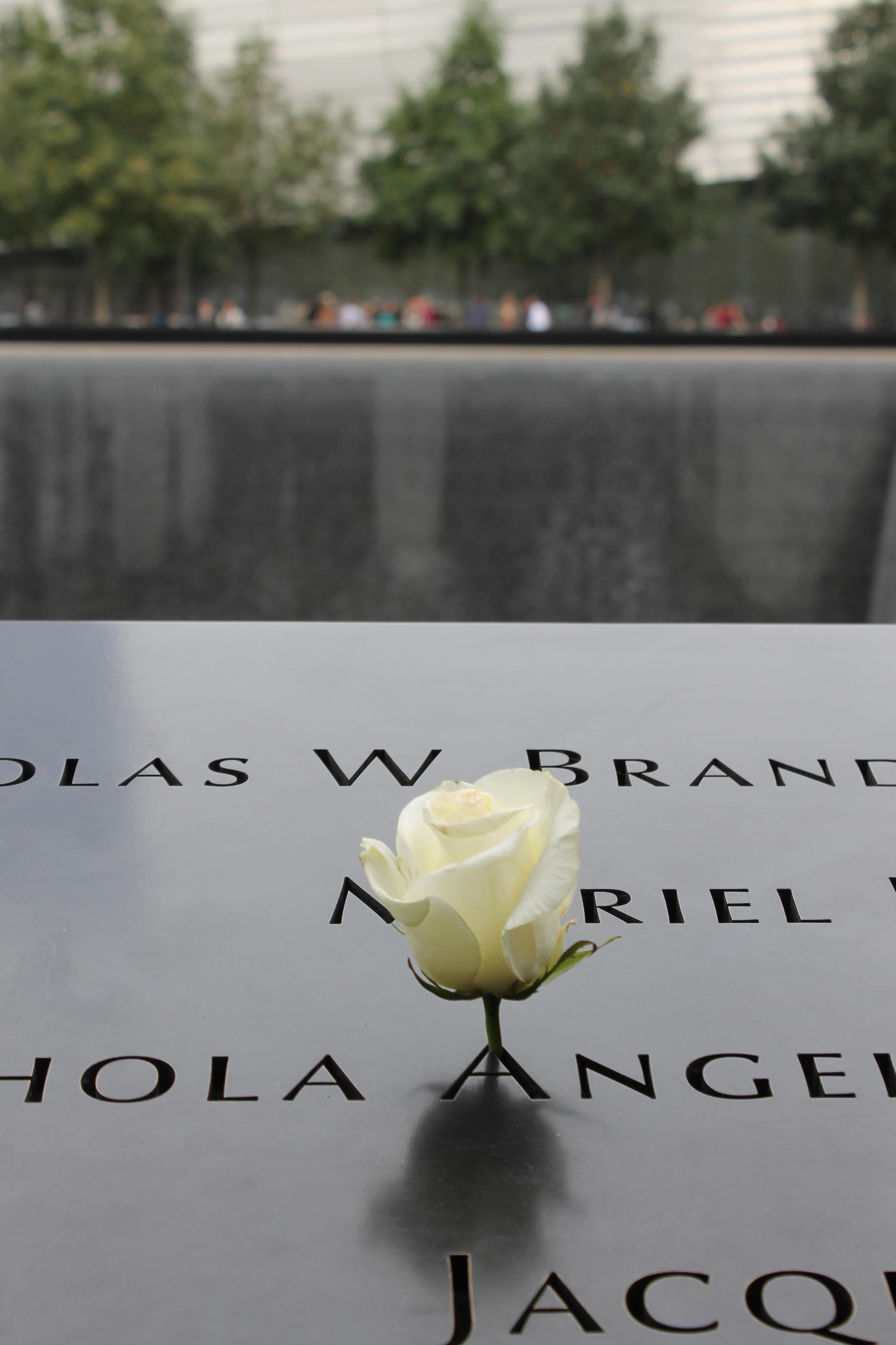 Nova Iorque memorial 11 de setembro
