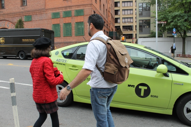 nova iorque em 5 dias taxi