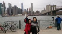 brooklyn bridge Nova York dumbo