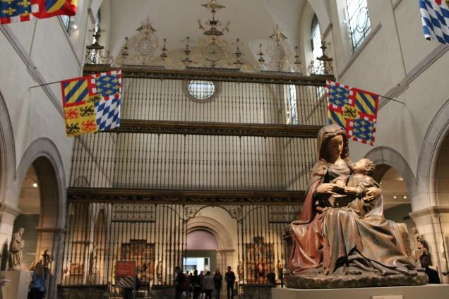 Metropolitan Museu igreja