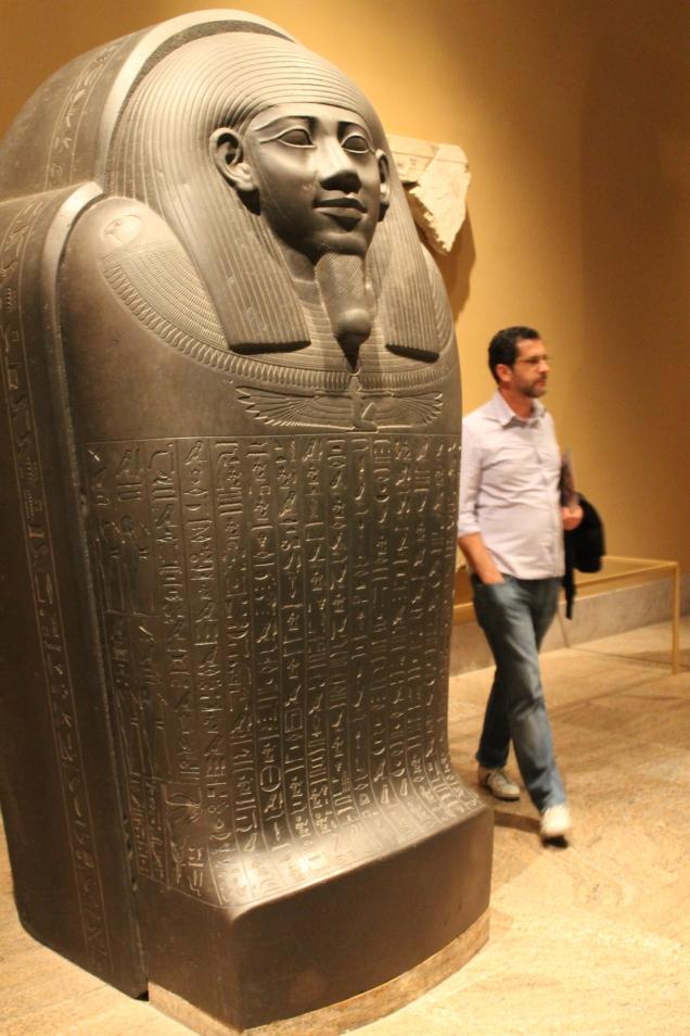 Metropolitan Museu Egito