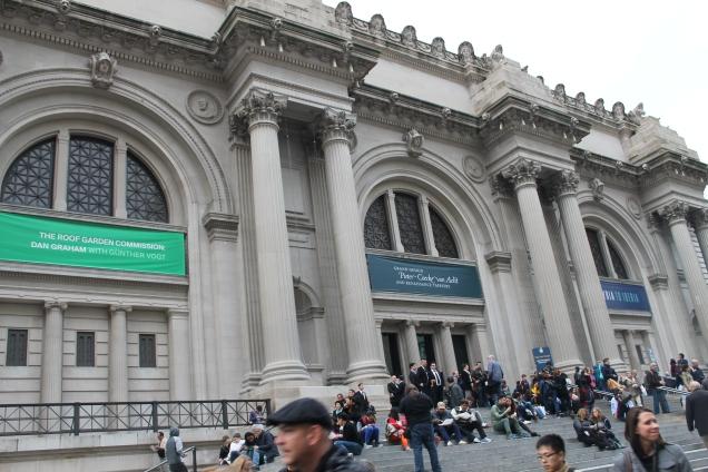 O Met, o mais importante museu de NYC, fundado em 1870
