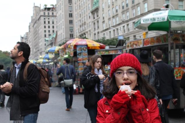 Metropolitan Museu para crianças hot dog