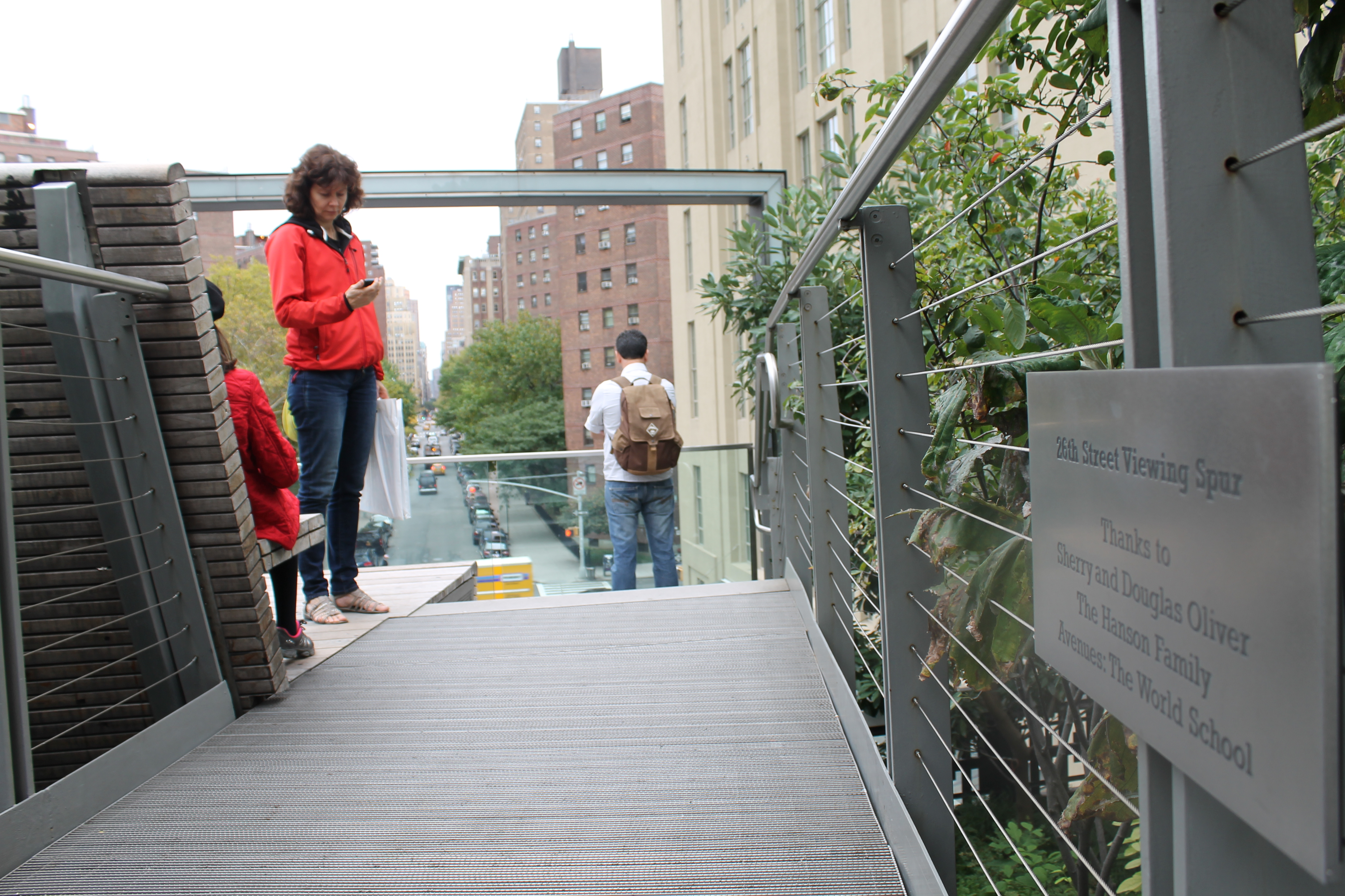 highline Park nova iorque