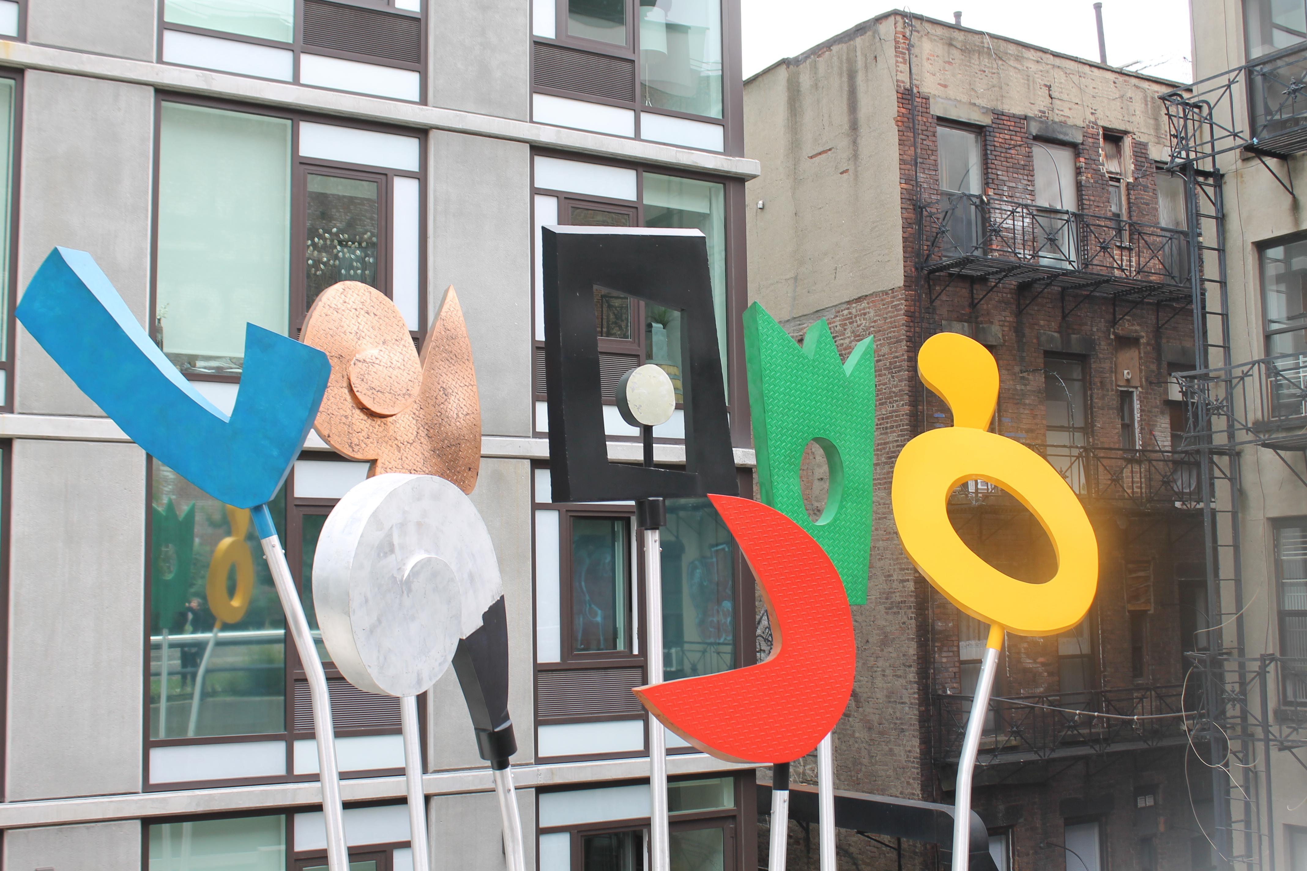 highline Park nova iorque arte
