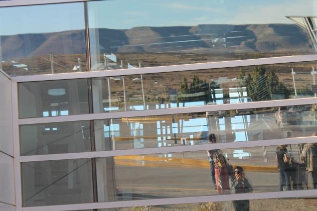 El Calafate aeroporto e voos