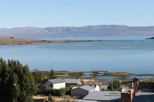 O Lago Argentino
