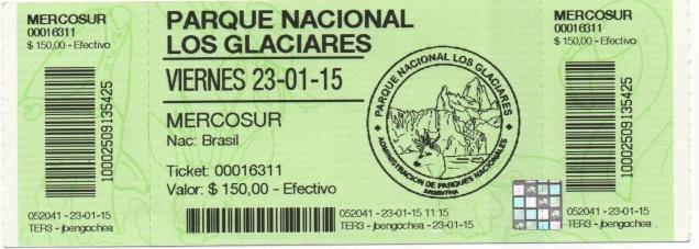 como ir a Perito Moreno