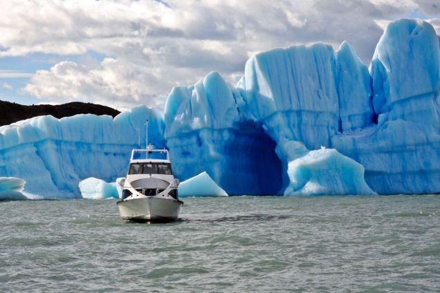 Perito Moreno passeios El Calafate