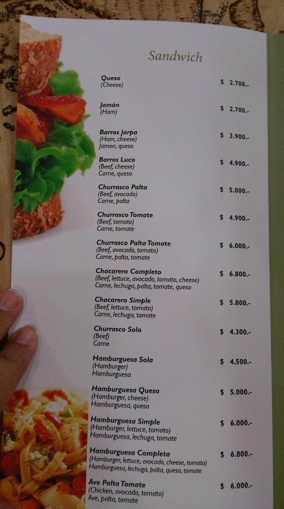 onde comer em Torres del Paine