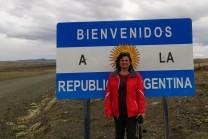 fronteira Chile Argentina Patagônia