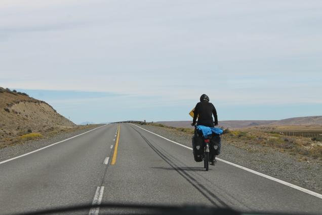 de El calafate e Tores del Paine estrada