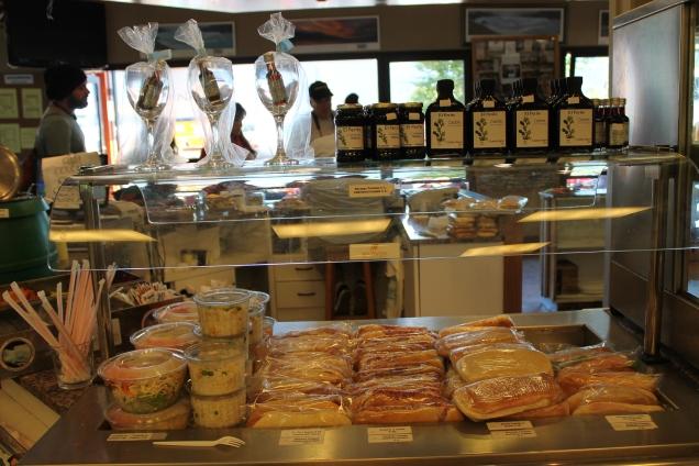 restaurante Perito Moreno