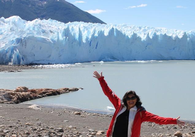 A Perito Moreno