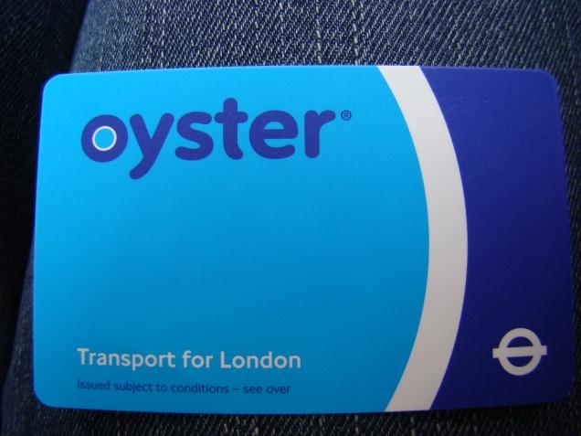 Oyester Londres