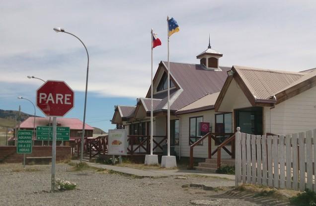 fronteira chilena