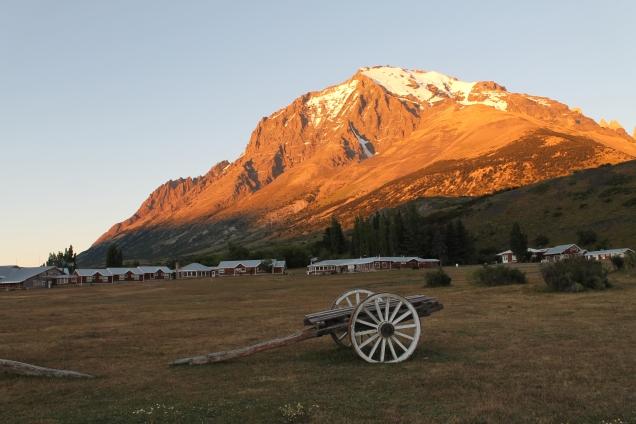Vale onde fica o Hotel Las Torres Patagonia