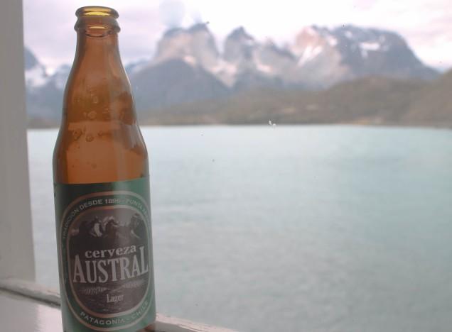 Cerveja com rórulo da paisagem. Só aqui!!!