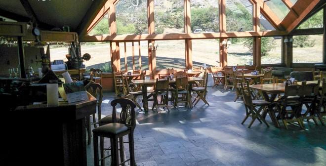 O bar do Las Torres