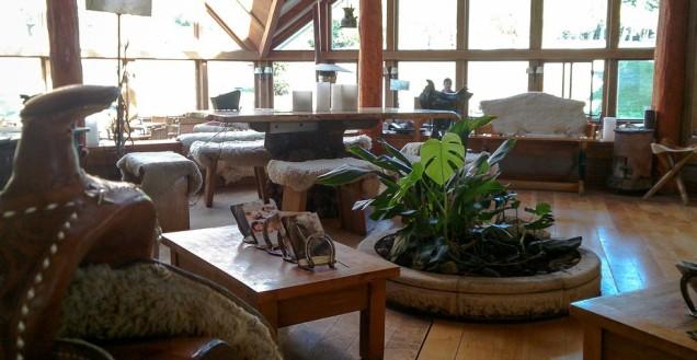 sala do lobby