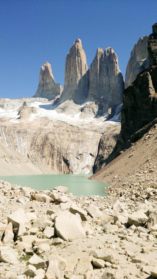 Torres del Paine  trilha
