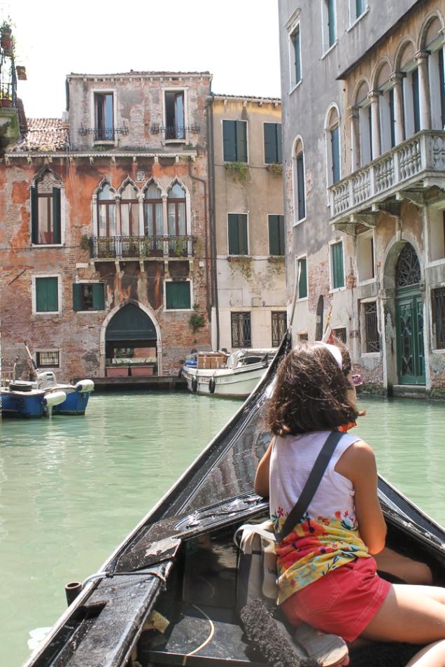 gôndola Veneza custa