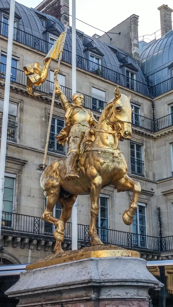 Joana D'Arc Paris