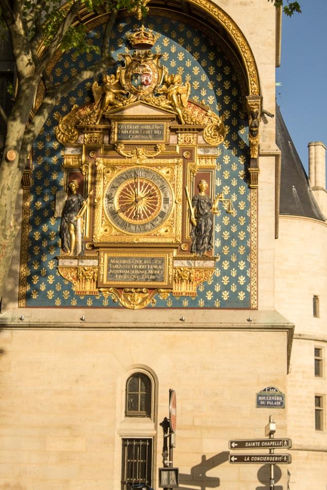 O relógio de 1585