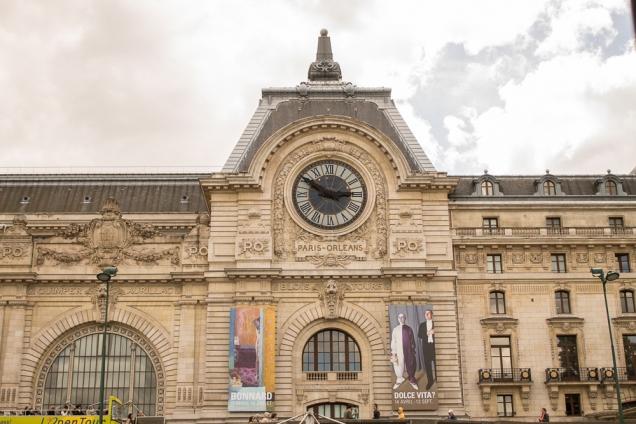 O museu D'Orsay