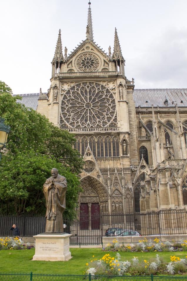 Notre Dame dicas