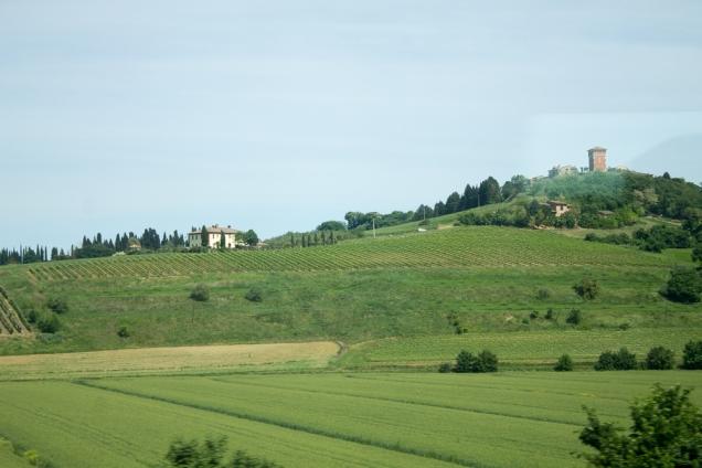 Trem Toscana