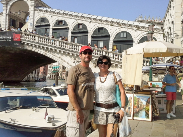 Pontes de Veneza