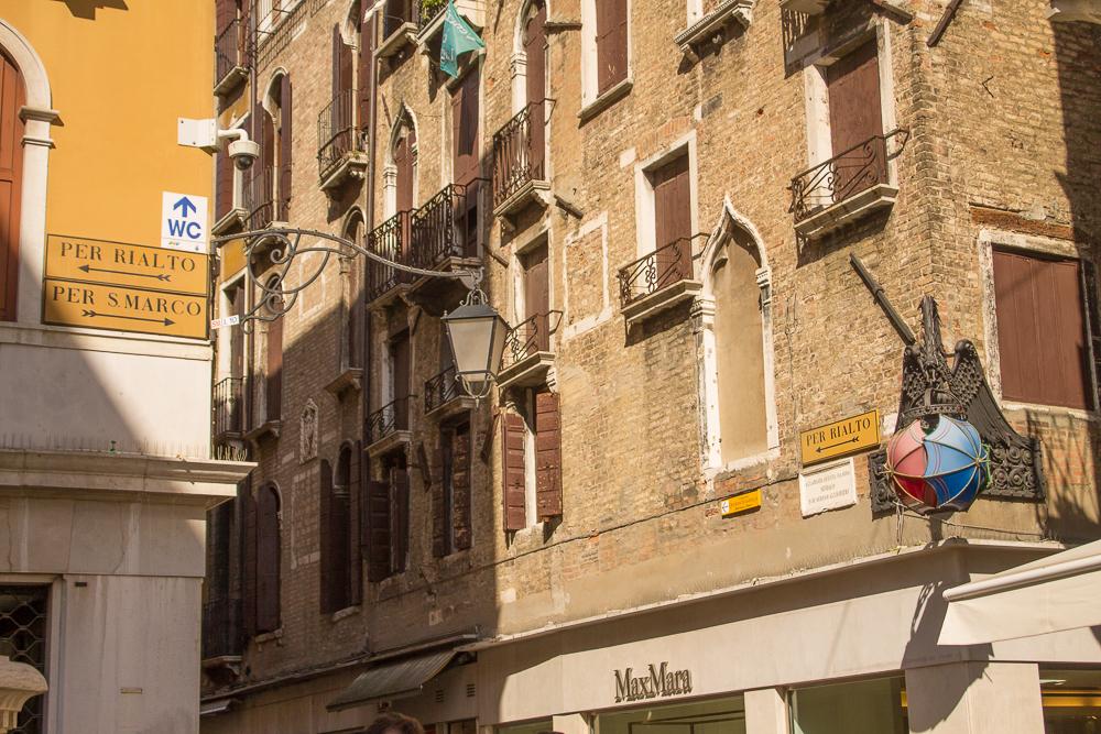 bahneiro público Veneza