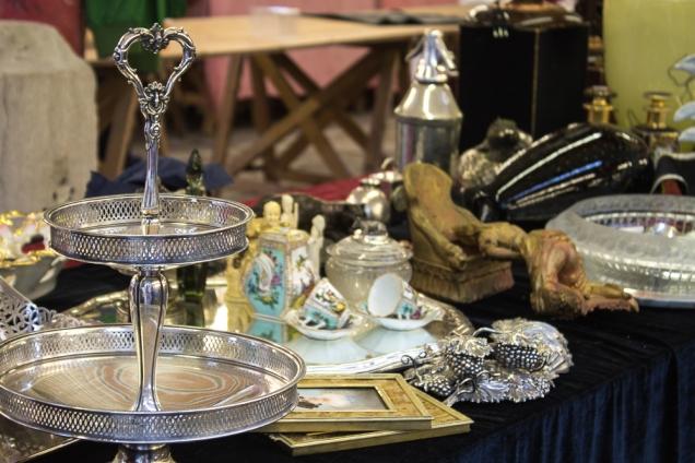 feira antiguidades Veneza