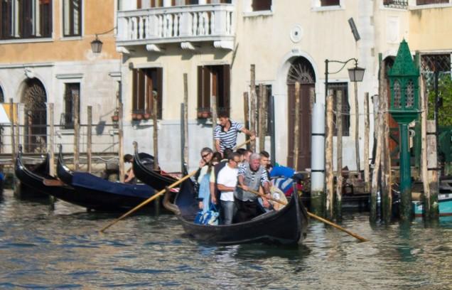 Tragueto: a gôndula dos venezianos