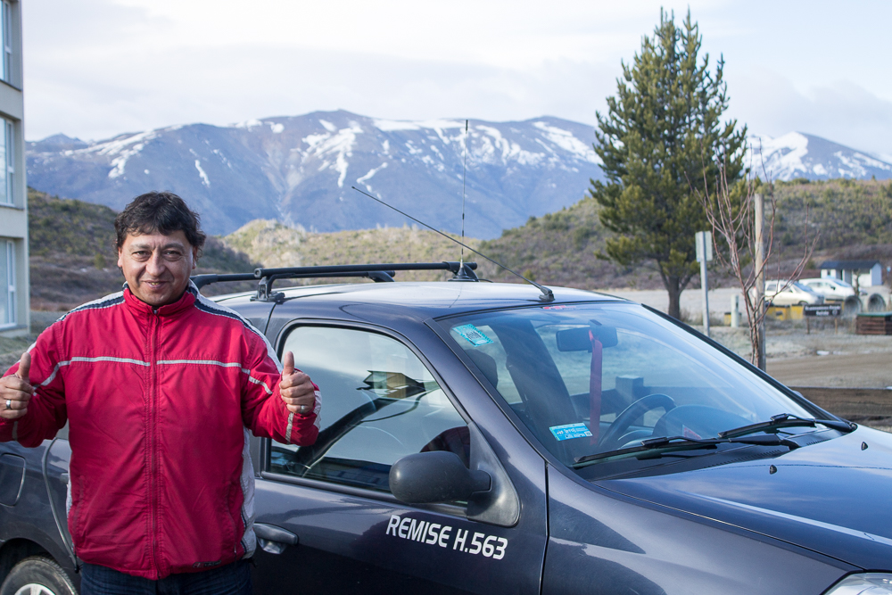 transporte em Bariloche taxi remisse